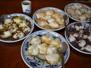 お餅つき @ 小千谷ふるさとの丘ユースホステル | 小千谷市 | 新潟県 | 日本