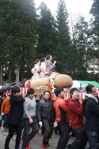 ほだれ祭 @ ほだれ神社 | 長岡市 | 新潟県 | 日本