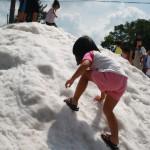 真夏の雪山にのぼろう!
