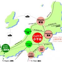 Niigata-Train-Map