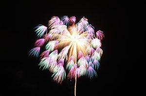 とちお祭大花火大会 @ 栃尾東小学校グラウンド | 長岡市 | 新潟県 | 日本