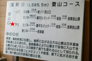林道-桜ゾネコース