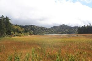 171003-1322尾瀬沼とアザミ湿原